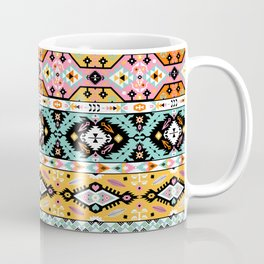 Boho Navajo Geometric Var. 13 Coffee Mug