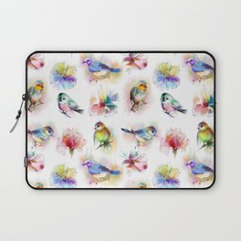 spring birds Laptop Sleeve