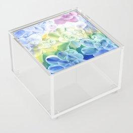 Flowers II Acrylic Box