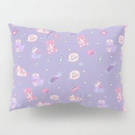 Nurse Ducks - Menhera Design Pillow Sham