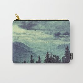 Mountain Highs and Valley Lows Carry-All Pouch