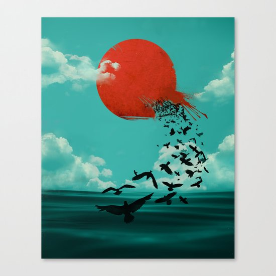 Hatch Canvas Print