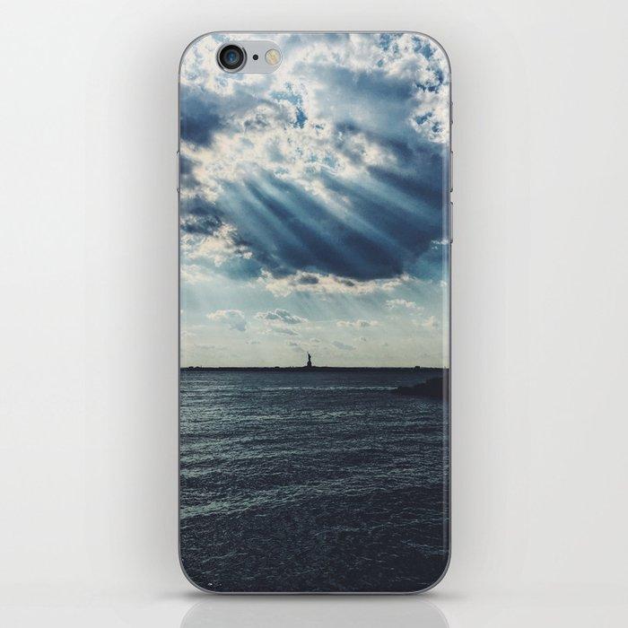 Lady Liberty iPhone Skin