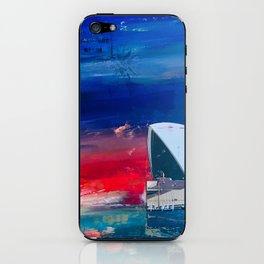Anika's Opera iPhone Skin
