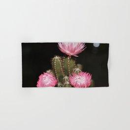 Pink Cactus Hand & Bath Towel