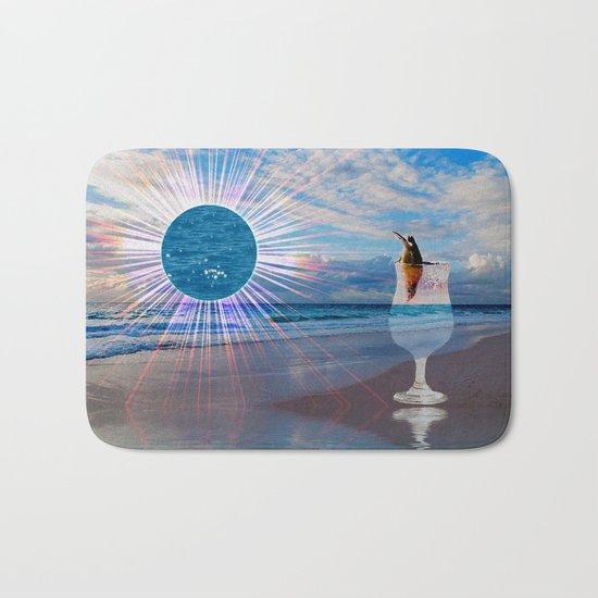 BEACH FANTA-SEA Bath Mat