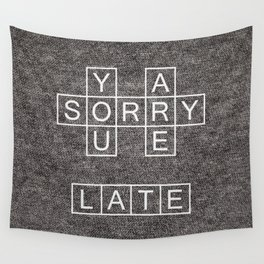 Late Wall Tapestry