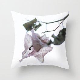 Bugambilia Throw Pillow