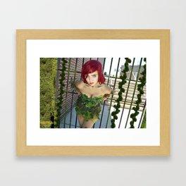 Come Let Me Out Framed Art Print