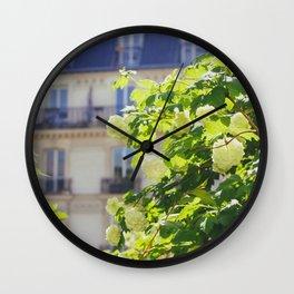 Promenade Plantée Wall Clock