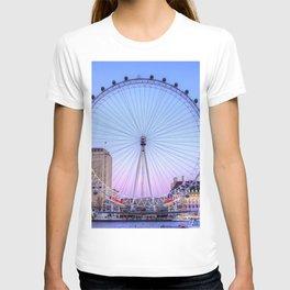 The London Eye, London T-shirt