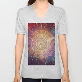 Strange Magic Mandala 1 Unisex V-Neck
