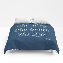 Way, Truth, Life Comforters