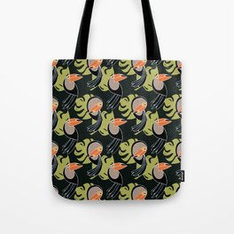 Toucan Up and Down Tote Bag