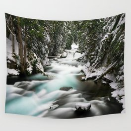 The Wild McKenzie River Adventure Wall Tapestry