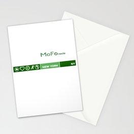 Mofo media 2 Stationery Cards