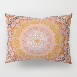 Harmony Mandala Pillow Sham