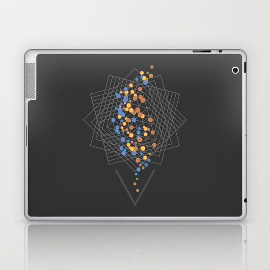 In Or Out Laptop & iPad Skin