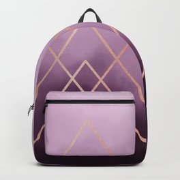GEOMETRIC CLOUD Backpack