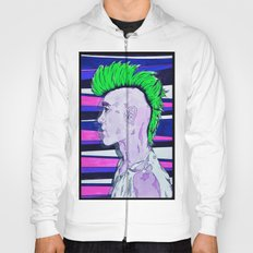 Neon Rock God Hoody