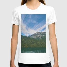 The Way to Valhalla - Lake Slocan, BC, Canada T-shirt
