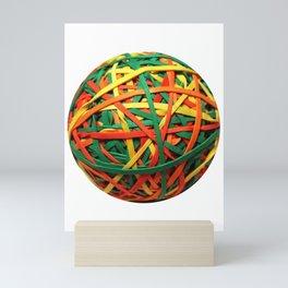 Rubberband Man Mini Art Print