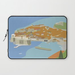 Dubrovnik, Croatia Laptop Sleeve