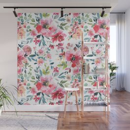 Garden Vibes Pattern Vol. 1 Wall Mural