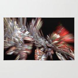Silver Gloss Rug
