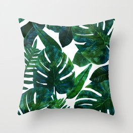 Perceptive Dream || #society6 #tropical #buyart Deko-Kissen