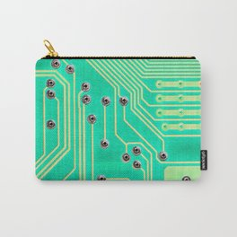 Connections @society6 #society6 #decor #buyart Carry-All Pouch