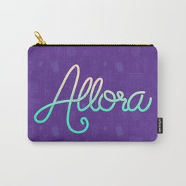 Cool Word Carry-All Pouch