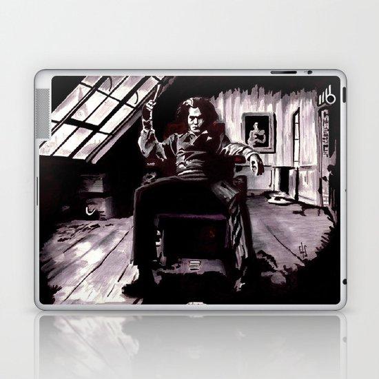 Benjamin Barker Laptop & iPad Skin