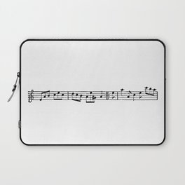 Music Laptop Sleeve