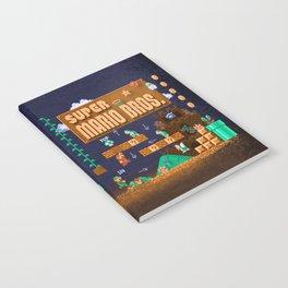 Mario Super Bros Notebook
