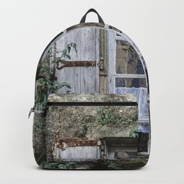 Old Window Backpack