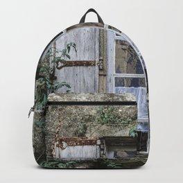 Old Window Backpack