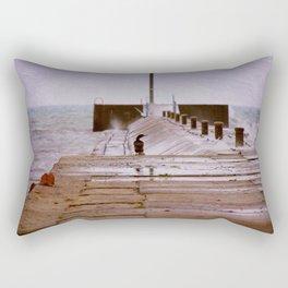 Lake Winds Rectangular Pillow