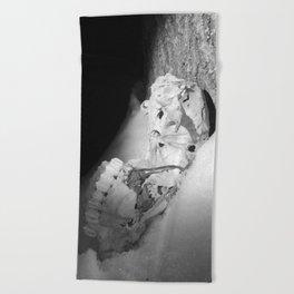 Cold Beach Towel