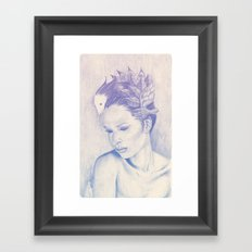 Head Candy Framed Art Print