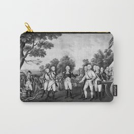 The Surrender of General Burgoyne Carry-All Pouch