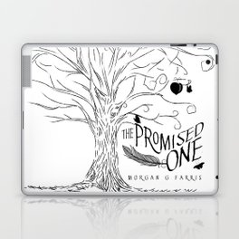The Promised One (The Chalam Færytales, Book I) Laptop & iPad Skin