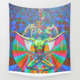 Intuition - 2013 Wall Tapestry