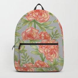 Elegant Roses Backpack