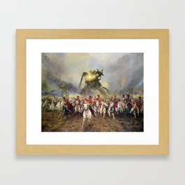 Waterloo Framed Art Print