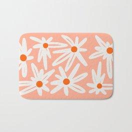 Happy Daisies Bath Mat