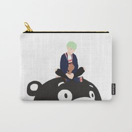 Suga & Holly Carry-All Pouch