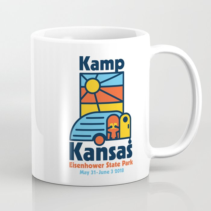 Kamp Kansas 2018 Coffee Mug