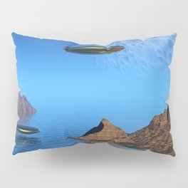 It's a Great Day For Flying Pillow Sham