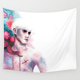 The Damned Wall Tapestry